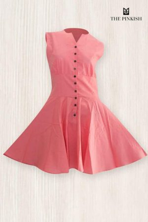 The Pinkish - Linen Dress