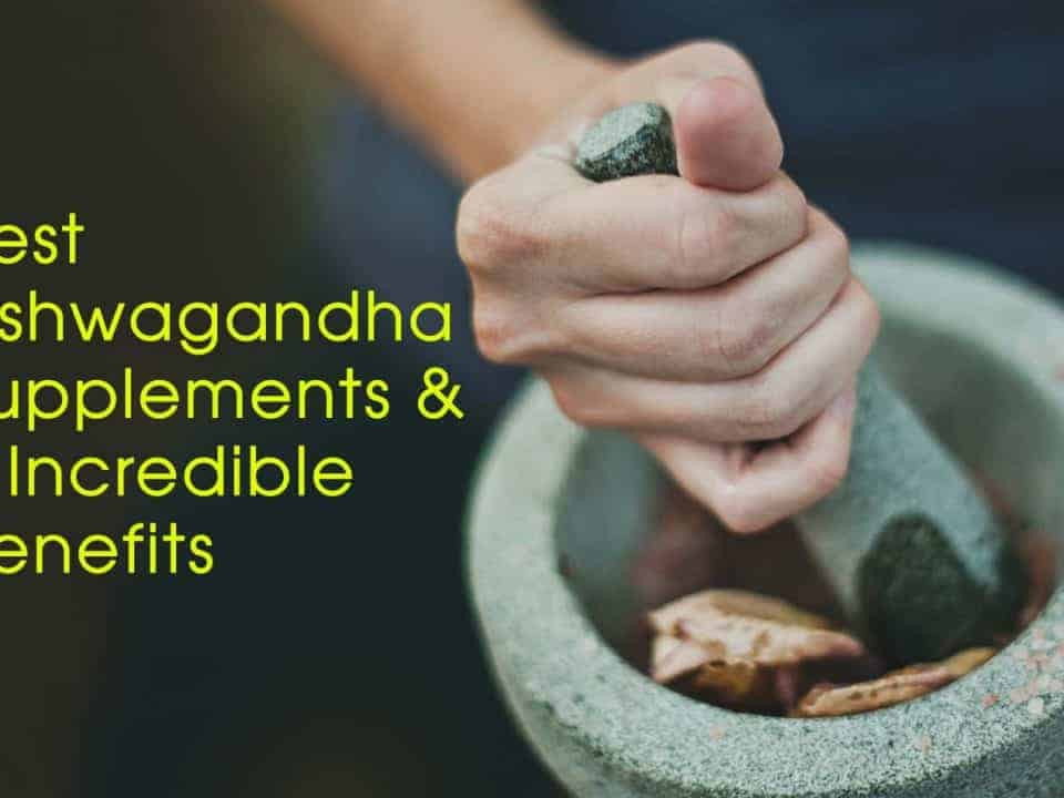 best ashwagandha supplements - The Pinkish